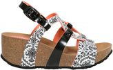 Desigual Shoes Bio9 Save Queen Black