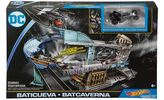 Hot Wheels Bat Cave Playset