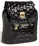 Betsey Johnson 'Will You Be Mine' Backpack