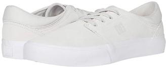 DC Trase SD (Light Grey) Men's Skate Shoes