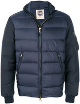 Colmar hooded down jacket