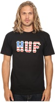 HUF Americana Classic Logo Tee