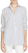 Lauren Ralph Lauren Stripe Cotton Shirt