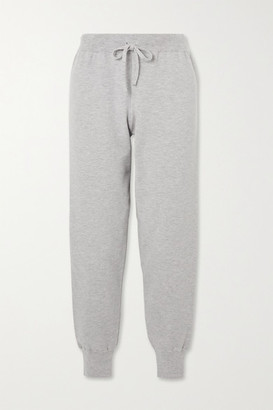Cordova Merino Wool Track Pants - Light gray