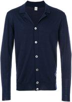 Eleventy classic collar cardigan - men - Silk/Merino - S