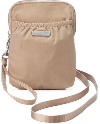 Baggallini Women's Bryant Pouch Convertible Crossbody Bag