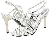 Stuart Weitzman Saturn (Silver Specchio Calf) - Footwear