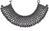 Josie Natori Six Layer Beaded Necklace