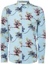 Linea Portobello Floral Print Shirt