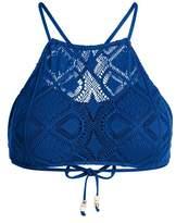 Polo Ralph Lauren CrochetOverlay Bikini Top