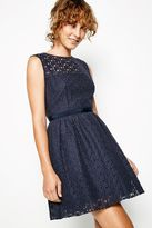 Jack Wills Dress - Strood Sleeveless Lace