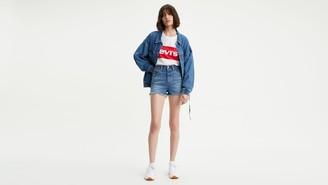 Levi's Ribcage Womens Shorts