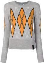 Kenzo ballantyne sweater