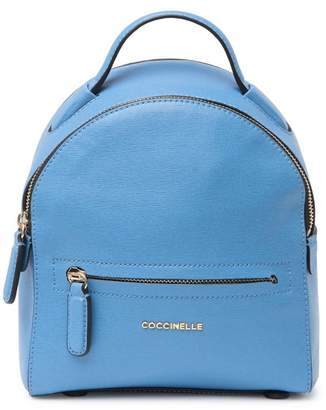 Coccinelle Leather Mini Backpack
