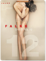 Falke Shelina 12 denier stockings