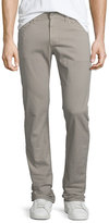 AG Jeans The Matchbox Slim-Fit Jeans, Stucco