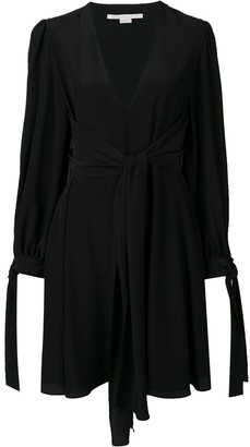 Stella McCartney tie waist dress