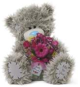 Me To You Lovely Mum Flowers Bear