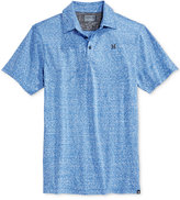 Hurley Men's Stiller 2.0 Heather Polo