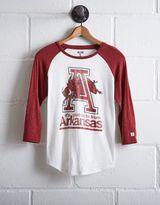 Tailgate Women's Arkansas Baseball Shirt