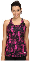 Fila Loose Fit Printed Tank Top
