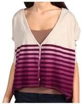 Vans Womens Sundown Cartigan Knit Cardigan Sweater 536 XL - Juniors