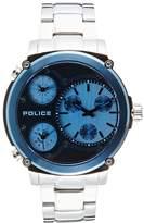 Police Titan Watch Silvercoloured