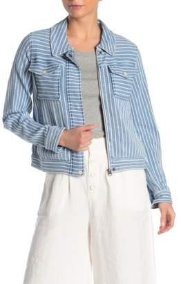 Faherty BRAND Rowan Striped Jacket