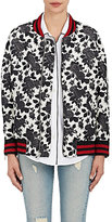 ADAPTATION Women's Floral Brocade Bomber Jacket