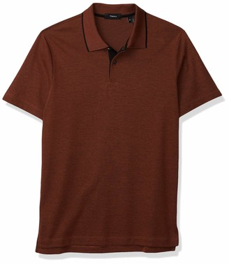 Theory Men's Tipping Standard Polo