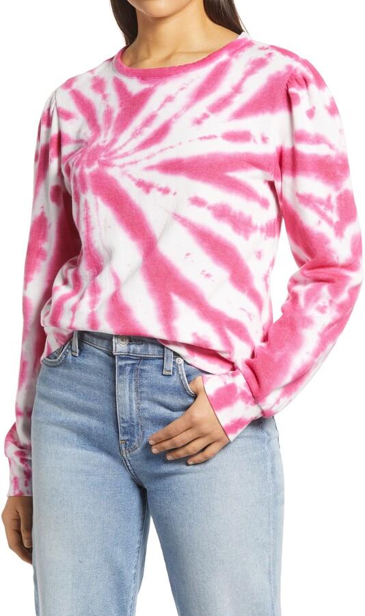 Halogen Puff Sleeve Sweatshirt