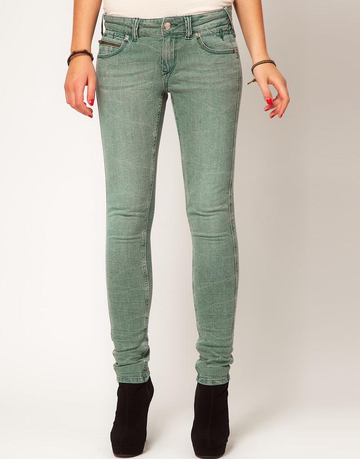 Tommy Hilfiger Coloured Sophie Skinny Jeans