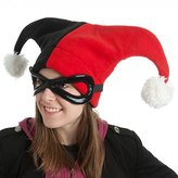 Bioworld Batman Harley Quinn Costume Hat