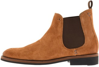 Oliver Sweeney Sweeney London Burrows Chelsea Boots Brown