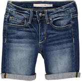 Joe's Jeans Rolled Bermuda Shorts (Big Girls)