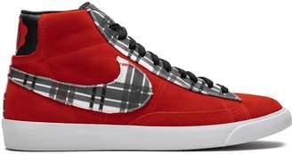 Nike Blazer Mid PRM high-top sneakers