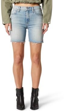 Hudson Cutoff Biker Shorts