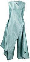 Bintthani - wrap jumpsuit - women - Silk - M