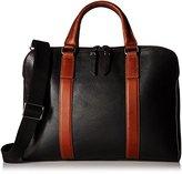 Fossil Mayfair Double Zip Workbag Messenger Bag
