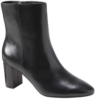 Banana Republic Block-Heel Ankle Boot