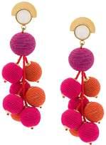 Lizzie Fortunato hanging drop earrings