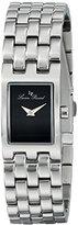 Lucien Piccard Women's LP-10018-11 Kensington Analog Display Japanese Quartz Silver Watch
