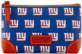 Dooney & Bourke NFL Giants Cosmetic Case
