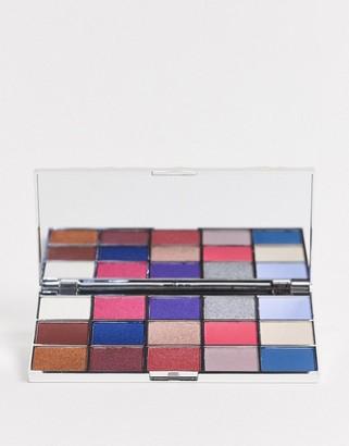 Revolution Glass Eyeshadow Palette - Glass Mirror