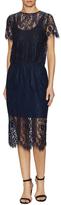 Style Stalker Vivid Lace Midi Dress