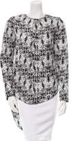 Thomas Wylde Long Sleeve Button-Up Top w/ Tags