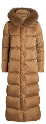 Herno Fur-Trim Puffer Coat