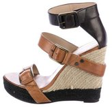 Brian Atwood Delice Espadrille Wedge Sandals