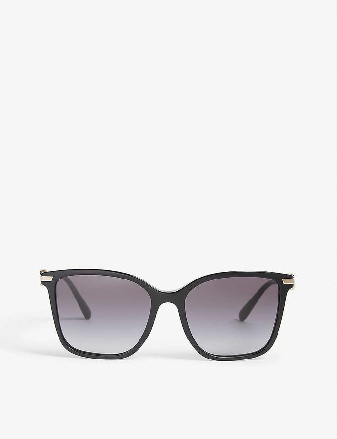 Bvlgari BV8222 square-frame sunglasses