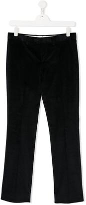 Isaia Kids TEEN corduroy trousers